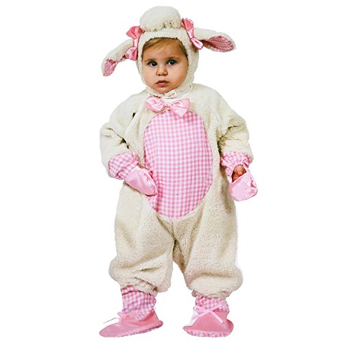 [Sheep Girl Classic Infant Costume] (Parrot Infant Costumes)