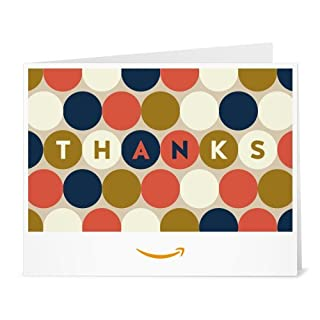 Amazon Gift Card - Print - Thank You (Circles) (B01LXDIJMY)   Amazon price tracker / tracking, Amazon price history charts, Amazon price watches, Amazon price drop alerts
