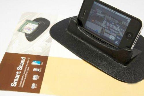 Universal Desk, Table, Car Dashboard Non-slip Mat Pad Stand Dash Mount Phone Holder for AT&T LG Optimus G / Sprint LG Optimus G by Xenda (Image #4)