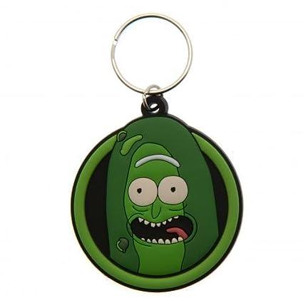 Rick and Morty - Llavero con diseño de Rick: Amazon.es: Hogar