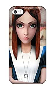 Forever Collectibles Alice Madness Returns Video Game Other Hard Snap-on Iphone 5/5s Case
