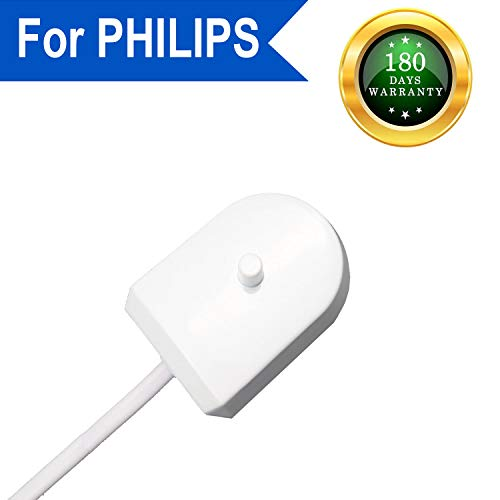 - for Philips Toothbrush Sonicare Charger HX6100 Travel Charger Base Power Cord for Travel