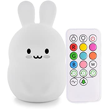 Amazon Com Night Lights For Kids Angtuo Baby Led