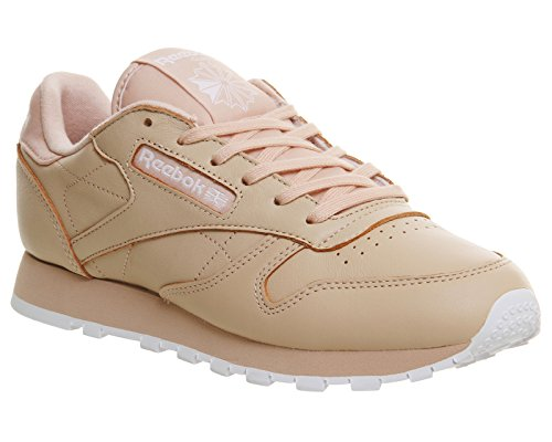 Baskets Pj Nude Femme Reebok Classic Mode Leather xSznpIpgwv
