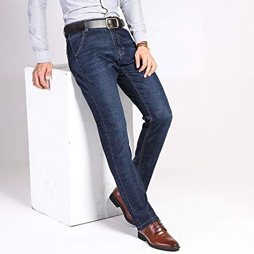 Rilassanti Uomo Spring Ngliche Gamba Moda Estate Uomini Di Cotone Lavati I Degli Colour Ro Men Tutti Abbigliamento Dritta Jeans Commerciali Match Seduta gYxnxwZIq