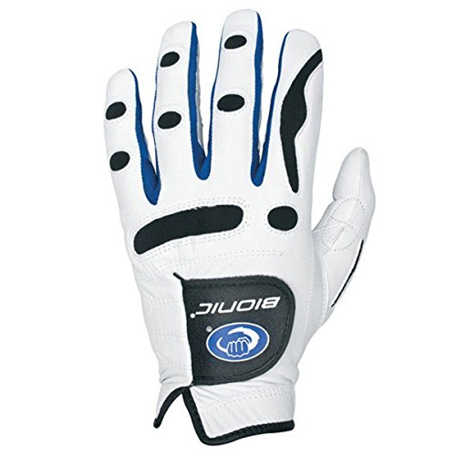 (Bionic Men's Performance Grip Golf Glove (Left Hand, X-Large))