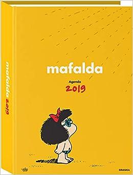 Granica GB00094 - Mafalda 2019 día por página: Amazon.es: Vv ...