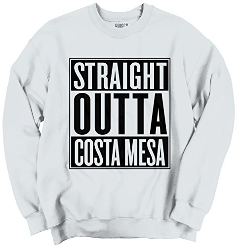 Straight Outta Costa Mesa, CA City Movie T Shirts Gift Ideas (Costa Mesa Cherry)