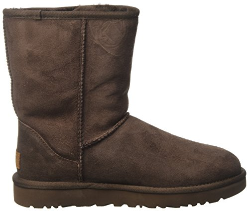 Classic Boot Short Women's UGG Chocolate II vnYZ7x0