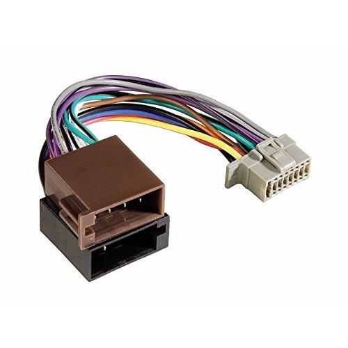 Cavo adattatore connettore ISO per autoradio ALPINE - 16 pin Sound-way