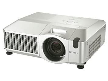 hitachi projector. hitachi cp-x608 4000 lumens projector with advanced networking capabilities