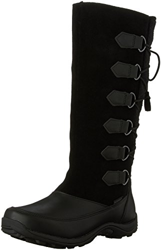 Baffin Womens Chamonix Snow Boot Black bqJ32JtBY