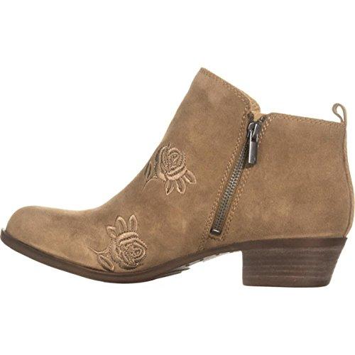 Brand Lucky Women's 241 Sesame Basel Boot zq6qgTwd