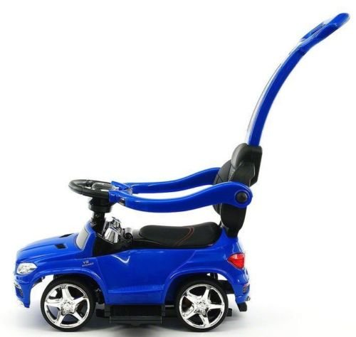 Review Ride On Push Car