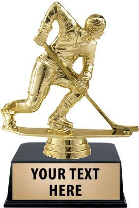 Crown Awards Hockey Trophies with Custom Engraving, 6