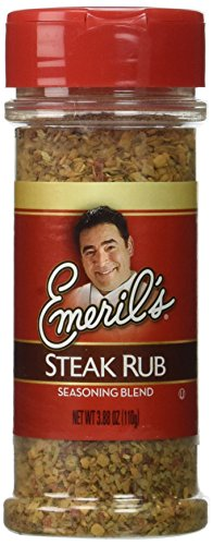 Emeril's All Natural Steak Rub (3.88 oz ea) 2 Pack