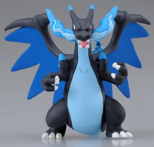 Takara tomy pokemon monster collection sp 15 mega - Mega evolution dracaufeu x ...