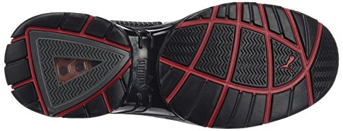 Puma  642580.47 Fuse Motion Black Chaussures de sécurité Low S1P HRO SRA Taille 47