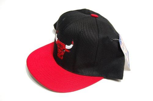Chicago Bulls Vintage NBA Snapback Jordan Mens Cap Hat Retro Basketball