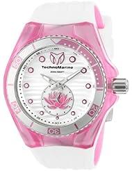 """TechnoMarine Women's 113022 """"Cruise Beach"""" Stainless Steel Watch"""