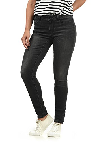 Jeans Femme Pantalon Strech Denim Moda Vero Grey pour Couleur Mid Rise Taille M Diamond L30 wE1UnqT