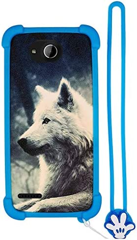 Funda para Selecline Smartphone 876803 5 Pouces Funda Silicone ...
