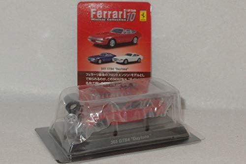 """1/64 京商 フェラーリミニカーコレクション10 Ferrari 365 GTB4 """"Daytona"""" デイトナ レッド 赤"""