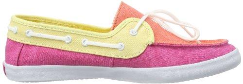 Tri Tone mujer de W TRI Zapatillas rosa CHAUFFETTE cora lona Vans TONE Pink CORA pxPYq8Bwp7
