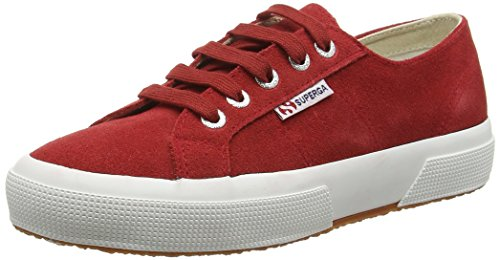 Rosso Sueu 2750 Adulto Low Mixed Scarlet 104 Superga Sneakers YpTHw