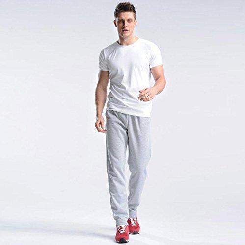 Pantalon De Gris Hiver Hop Jogging Skinny Slim Collants Survêtement Overdose homme Hip 7g4Ztt