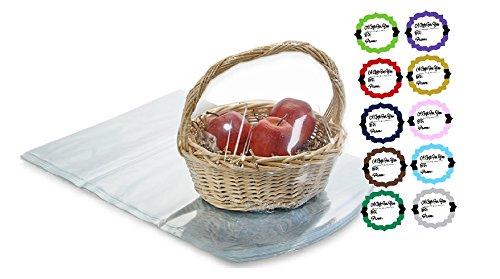 round gift basket - 3