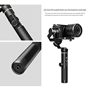 Tivolii for FeiyuTech G6 Plus 3-axis Handheld Gimbal Stabilizer WiFi Bluetooth for GoPro Hero/Sony RX100/Canon M10 Camera Smartphones from Tivolii