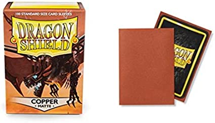 Dragon Shield Matte Yellow Standard Size 100 ct Card Sleeves Individual Pack
