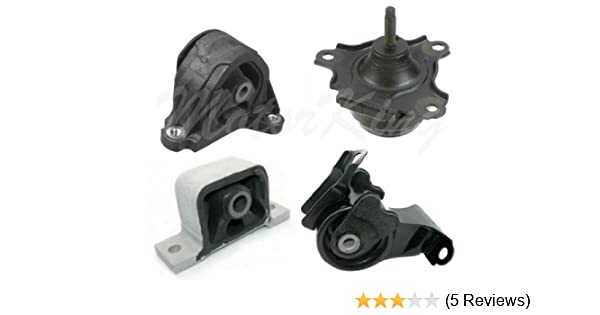 M403 02-06 Acura RSX Auto Transmission Engine Motor Mount Set 02 03 04 05 06