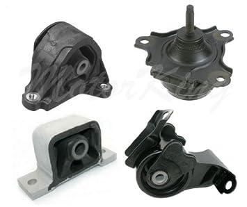 M Acura RSX Auto Transmission Engine Motor Mount Set - Acura rsx motor mounts