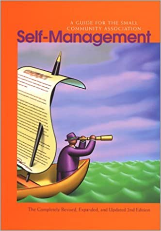 Book Self-Management: A Guide for the Small Community Association (2001-10-30)