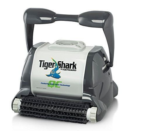 Hayward RC9990GR TigerShark QC Automatic Robotic Pool Cleaner Under $800