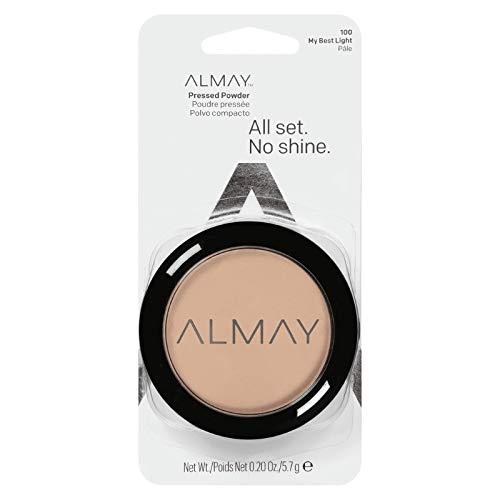 Almay Pressed Powder Light