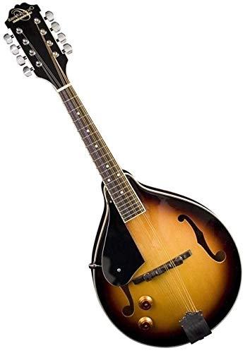 Oscar Schmidt Left Hand OM10E A-Style A/E Mandolin. Tobacco Sunburst (OM10ETSLH-O