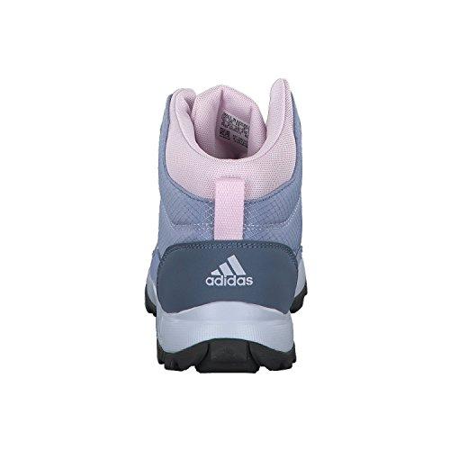 adidas Hyperhiker K, Botas de Senderismo Unisex Niños Azul (Azutiz / Aeroaz / Aerorr 000)