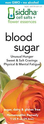Homeopathic Sugar - Siddha Blood Sugar Homeopathic Liquid