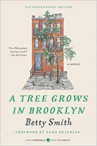 A TREE GROWS IN BROOKLYN 1:6 Scale Readable Book Miniature Book Play Scale Book