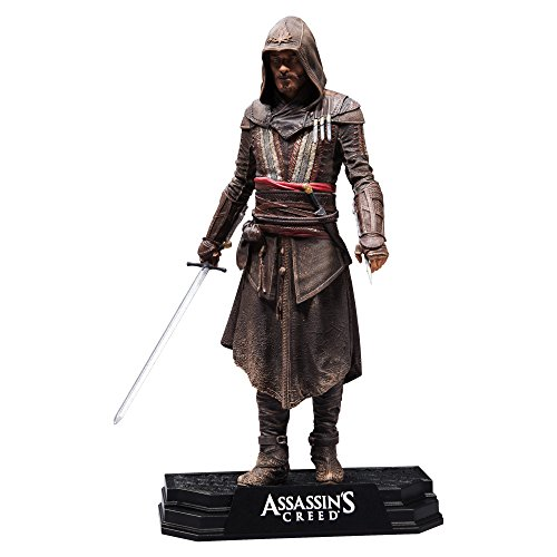 McFarlane Toys Assassin's Creed Movie Aguilar 7