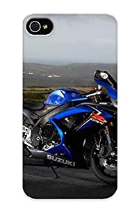 New Style Stylishgojkqt R1000 Motorbikes Motorcycles Premium Tpu Cover Case For Iphone 4/4s