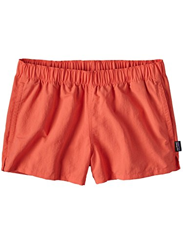 Patagonia Womens Baggies Shorts (Patagonia Barely Baggies Shorts - Womens Pink XS)
