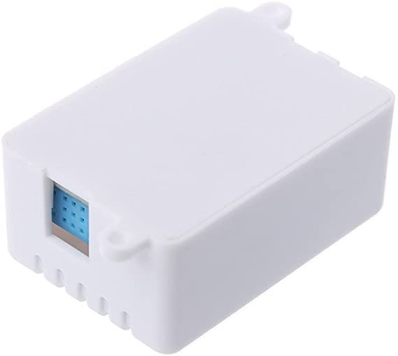 SODIAL Temperature and Humidity Transmitter RS485 Serial Communica Temperature Sensors SHT20 Modbus RTU Acquisition Module Transducer