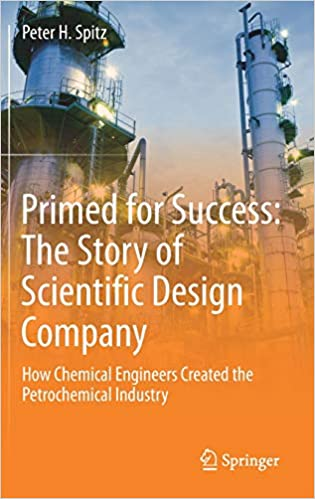 Primed for Success: The Story of Scientific Design Company : How
