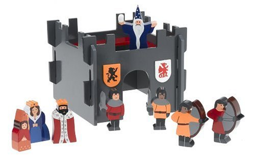Imagiplay Toys (Imagiplay A Day in the Kingdom Playset)