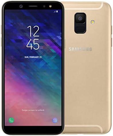 Samsung Galaxy A6 (2018) Dual SIM 32GB SM-A600FN/DS Oro SIM Free ...