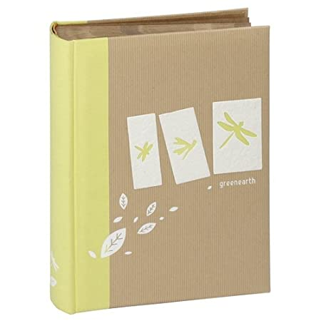 27c9570b438c Pandoia Green Earth 300 Memo Photo Album, 4 x 6-inch, Green: Amazon ...